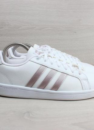 Белые кроссовки adidas cloudfoam оригинал, размер 39 - 40