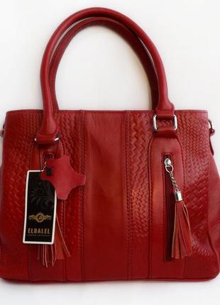 Al dalil - сумка кожаная, египет, мод. 13841 фото