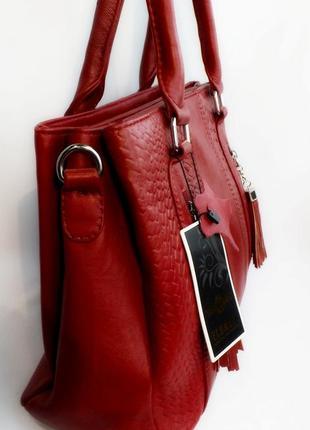 Al dalil - сумка кожаная, египет, мод. 13842 фото