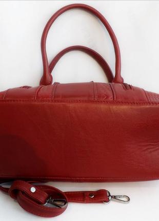 Al dalil - сумка кожаная, египет, мод. 13846 фото