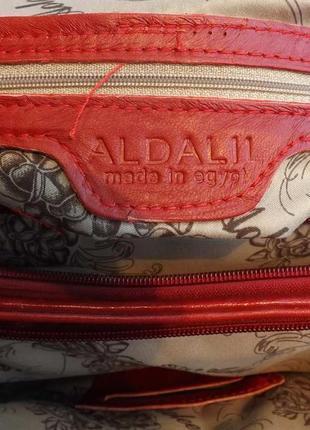 Al dalil - сумка кожаная, египет, мод. 13844 фото