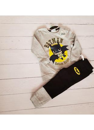 Тёплый костюм batman