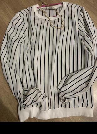 Спортивная блузка 44-48