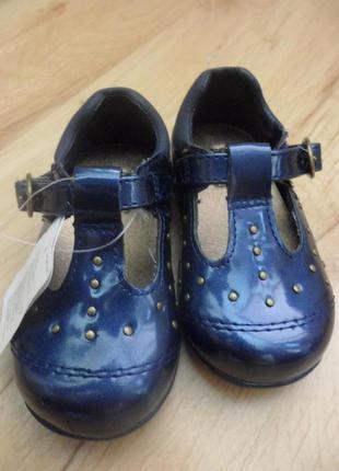 Туфли mothercare, размер 20.5