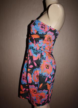 Стильное коктейльное платье №4763