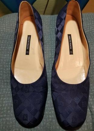 Туфли bruno magli original.