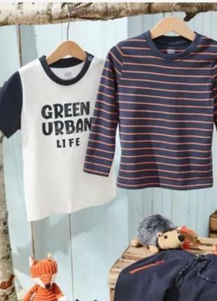Набор футболка + реглан