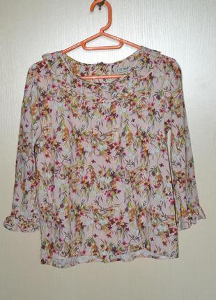 Блуза-рубашка next на 158 см (13 лет)