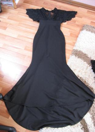 Платье asos вечернее