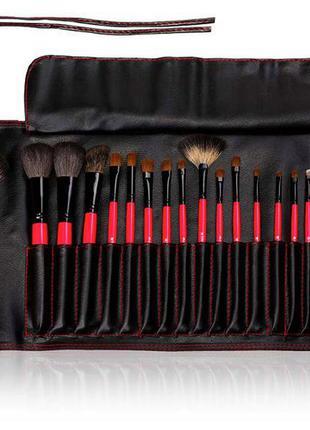 Набор кистей для макияжа shany pro brush set zgf - ny collection 22pc