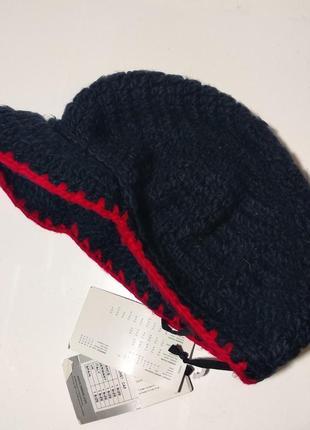 Шапка с козырьком reebok rbk crochet cap