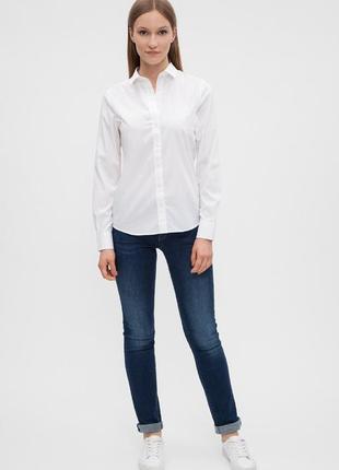 Идеальная белая рубашка  h&m