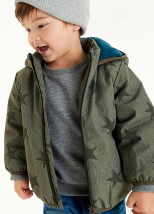 Стильна куртка next з флісовою підкладкою🔥під замовлення🔥