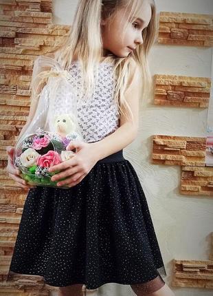 Фатиновая юбка для девочки!