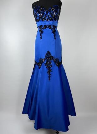 Вечерне, выпускное платье
