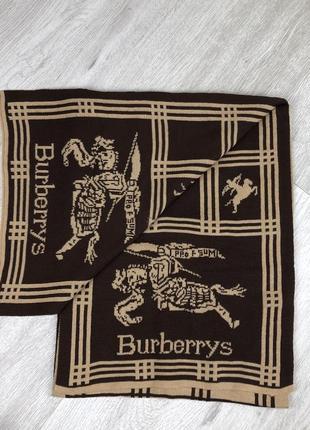 Шарф burberry's