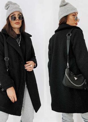 Очень красивое пальто барашек