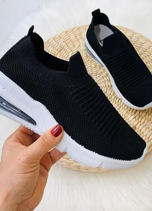 🖤🤍 стильные кроссовки