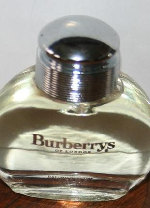 Винтажная миниатюра, парфюмированная вода, 5 мл