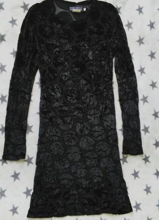 Платье черное вечернее коктейльное вктуально летнее по скидке