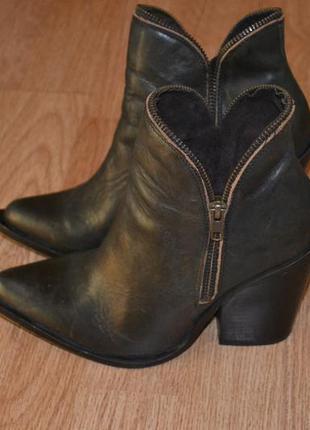 Эксклюзивные ботинки jeffrey campbell.