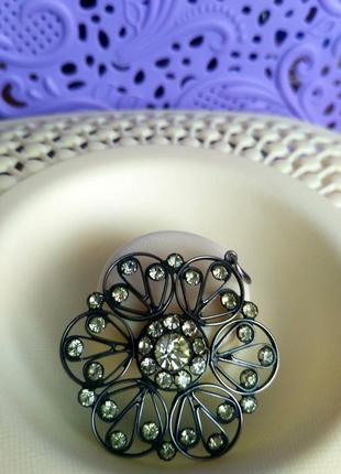 Винтажный серебряный кулон, ссср, 875