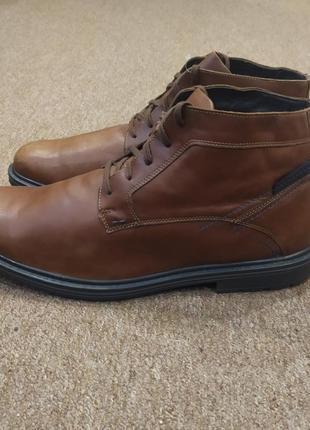 Немецкие зимние ботинки jomos 48 размер.