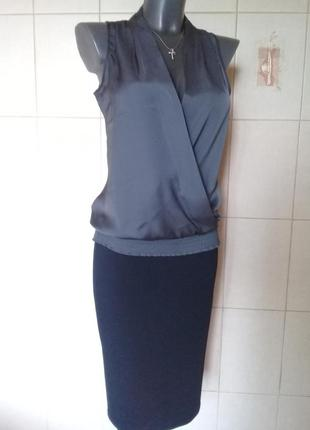 Откровенная,очень женственная, вечерняя сексуальная летняя блуза amisu,на р-ры s/m