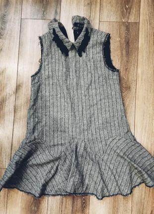 Очень красивое платье, можно под гольф