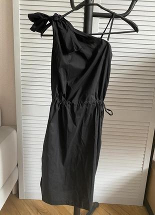 Платье ,сарафан асимметрия хлопок 100%