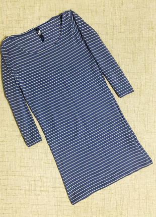 Платье-футболка, спортивное платье