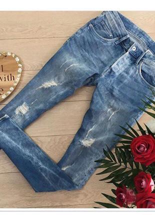 Скинии джинсы h&m