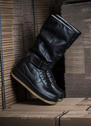 Us7, 7,5,8, 8,5, 9 сапоги/кроссовки/ботинки/сникербуты nike air force 1 upstep warrior