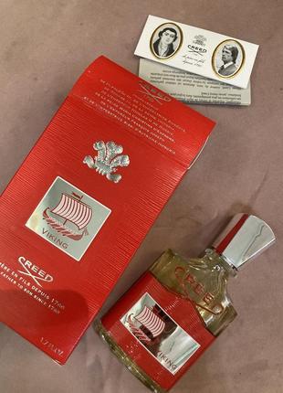 Нишевая парфюмерия creed viking