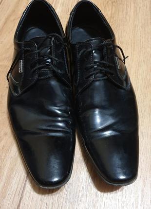 Туфли мужские лаковые 40 р
