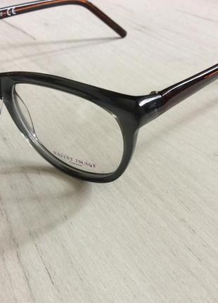 Стильная женская оправа очки окуляри ballet image