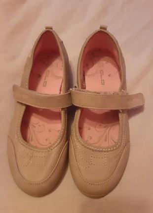 Туфельки. мокасины детские graceland