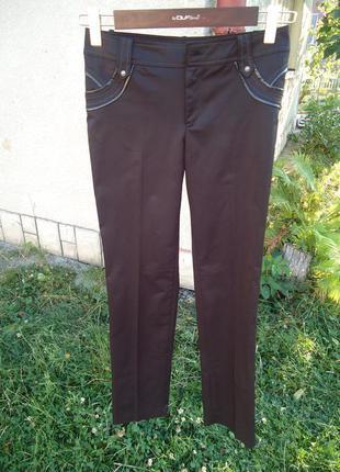 Красивые классические женские брюки и юбка на осень р.46