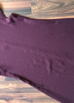 Бордовое платье river island