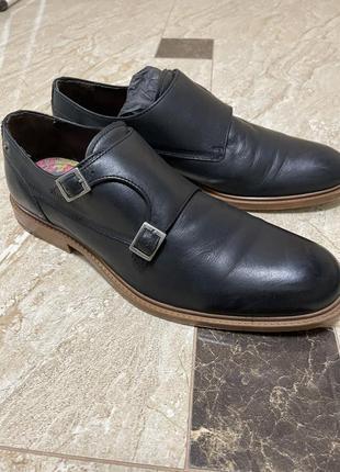 Туфли монки hugo boss