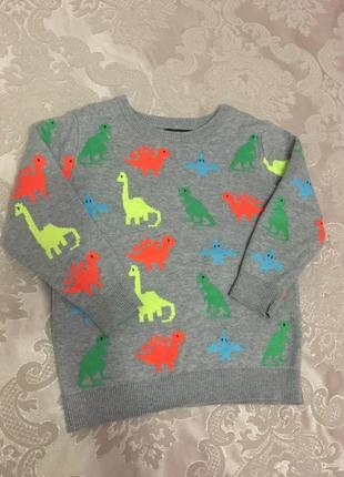 Красивый свитер кофта george