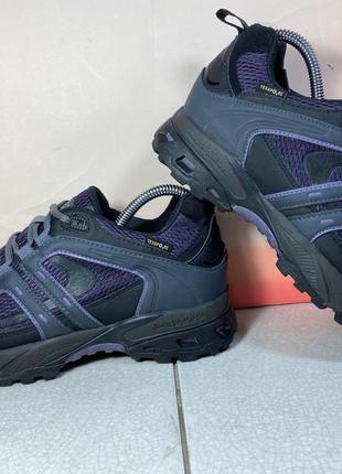 Кроссовки мембранные ботинки jack wolfskin texapore o3 38 р 24,5см оригинал