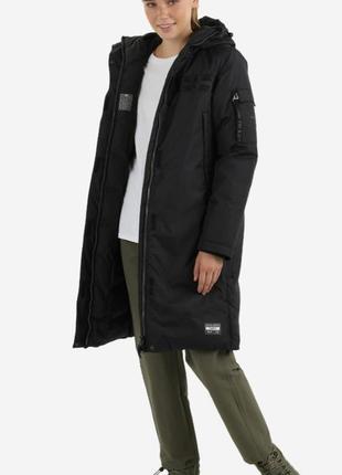Утепленная женская куртка termit - м.