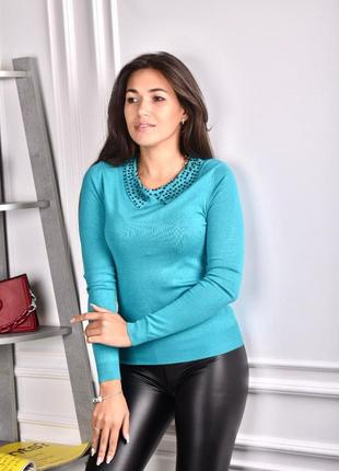 🎀😍 нарядный женский свитер/кофта 😍 🎀