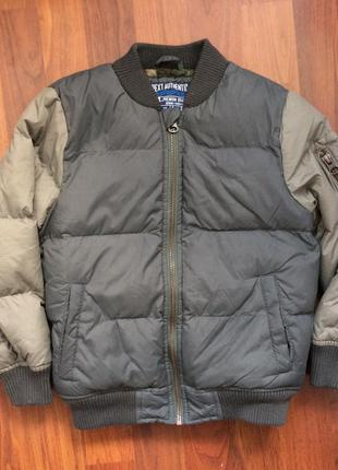Классная курточка на 5 лет т next
