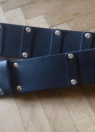 Новый кожаный ремень пояс topshop