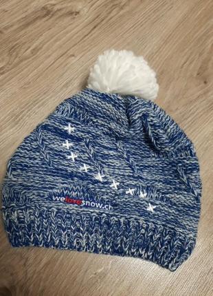 Шапка для занятий спортом, зимова шапка