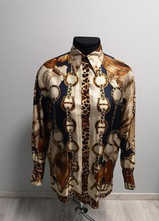 Шелковая рубашка aigner