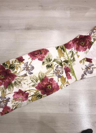 Платье с цветами karen millen