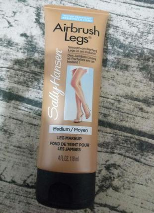 Крем для ног sally hansen airbrush legs cream - 118мл